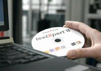 Demonstration of Testing Software testXpert® II by Zwick