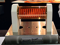 Transparent Tube Furnace from Thermcraft