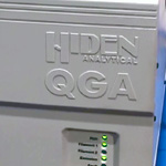 The Hiden QGA Quantitative Gas Analyser