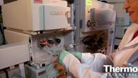Thermo Scientific's LC-MS Using TurboFlow Technology