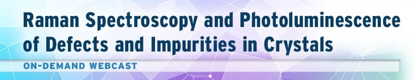 Raman Spectroscopy and Photoluminescence of Defects and Impurities in Crystals