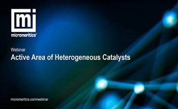 Active Area of Heterogeneous Catalysts: Chemisorption and Temperature Programmed Methods