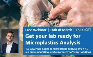 Getting Your Lab Ready for Microplastic Analysis by FT-IR Spectroscopy