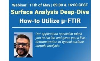 In-Depth Surface Analysis: How to Utilize FT-IR for the Analysis of Coatings, Surface Treatments and Technical Cleanliness