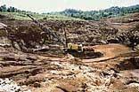 AZoM - Metals, Ceramics, Polymer and Composites : Aluminium – Aluminium Foil Production, a bauxite open-cast mine.
