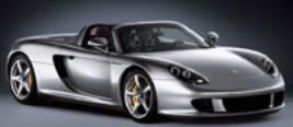 AZoM - Metals, Ceramics, Polymer and Composites : Porsche Reveal Advanced Materials Technology in Carrera GT Supercar