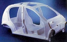 AZoM - Metals, Ceramics, polymers and composites: polymer, plastic cars, chrysler ccv