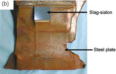 AZoJoMo – AZoM Journal of Materials Online - Potential applications for slag-sialon ceramics  tile.