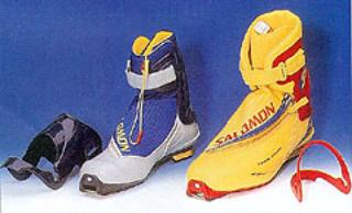 AZoM - Metals, Ceramics, polymers and composites: polymers in ski equipment, flexible ski boots