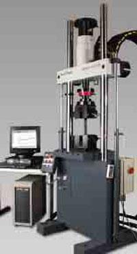 Servo-hydraulic Testing Machine Amsler HB126/80