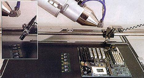 AZoM - Metals, ceramics, polymers and composites : Non-Destructive Testing – Micro-Focus X-Radiography testing of a circuit board