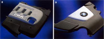 AZoM - Metals, Ceramics, Polymer and Composites : Plastics That Beautify Automotive Engine Baysof the BMW series 3