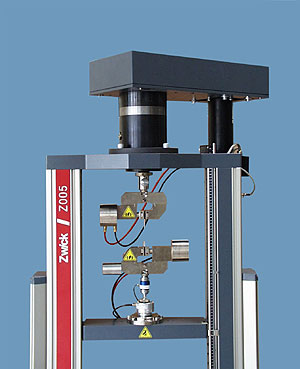 AZoM - metals, ceramics, polymers and composites, Zwick testing machine for testing surgical Tubing, Fittings, and Catheters