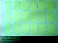 AZoM - Metals, ceramics, polymers and composites - Single crystal piezoelectric crystal wafers