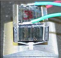 AZoM - Metals, ceramics, polymers and composites - Crystal sonar elements