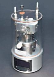 The Atmospheric Hood for the MultiMode SPM allows control of the gaseous imaging environment to vary humidity or image under inert gases