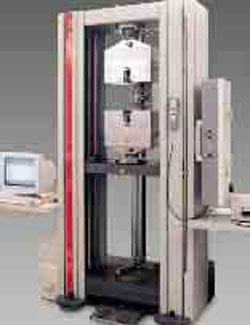 Materials testing machine Z100 with testControl PC variant