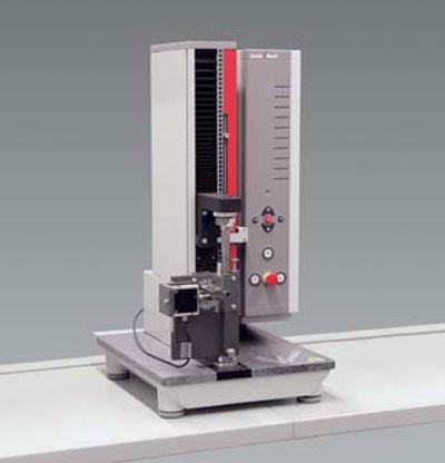 zwicki-Line materials testing machine in a short version