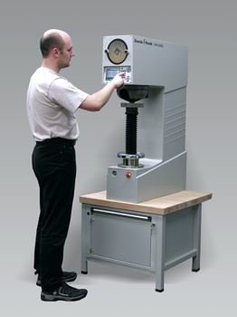 AZoM - Metals, Ceramics, Polymer and Composites : The ZHU250 Universal Hardness Tester for Alloy Wheels from Zwick GmbH