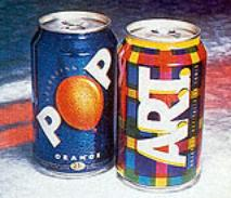 AZoM - Metals, ceramics, polymers and composites : Shrink Wrap Sleeves for Drink and Food Cans - colour examples