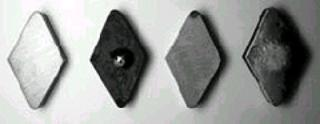 AZoM - Metals, cereamics, polymers and composites : ceramic inserts witrh varying surface treatments.